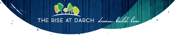 The rise at Darch Logo