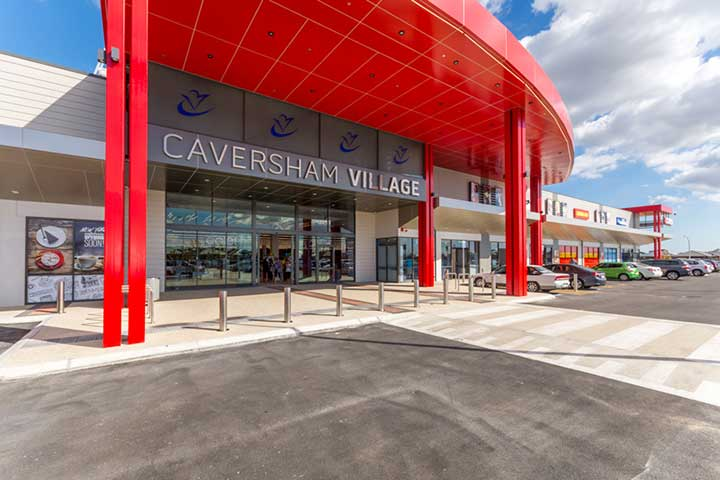 Caversham Village