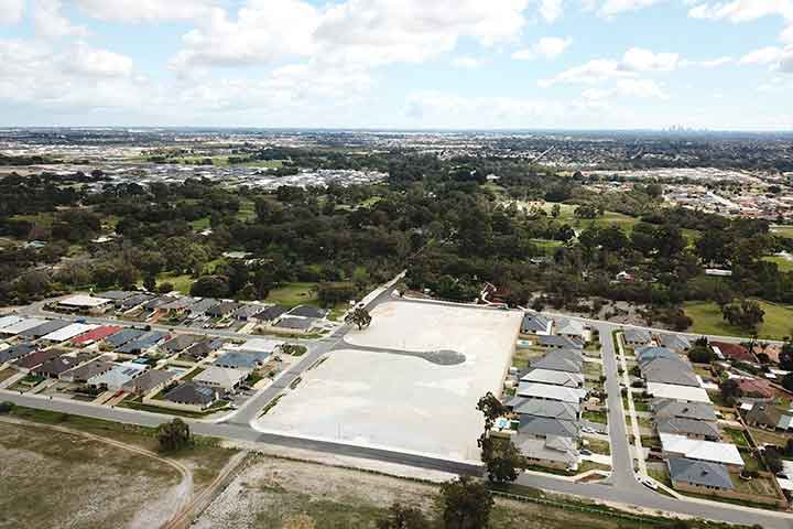 Margaret Grove land for sale near Southern River