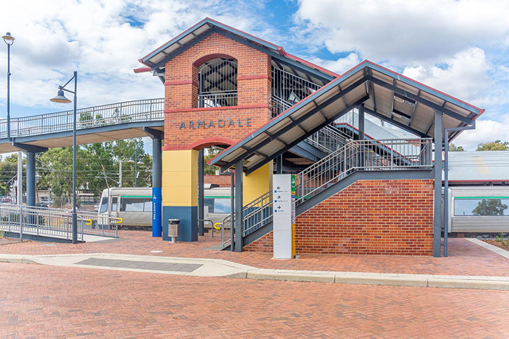 Armadale Train Station Haynes