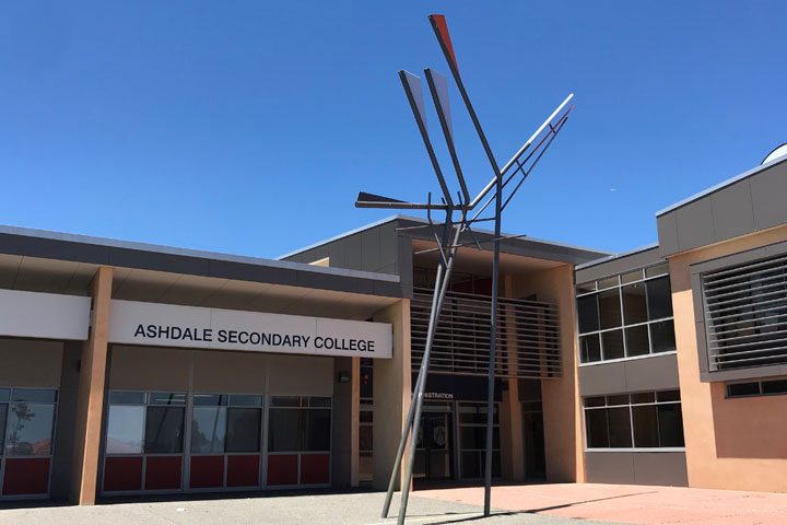 The rise at Darch secondary college