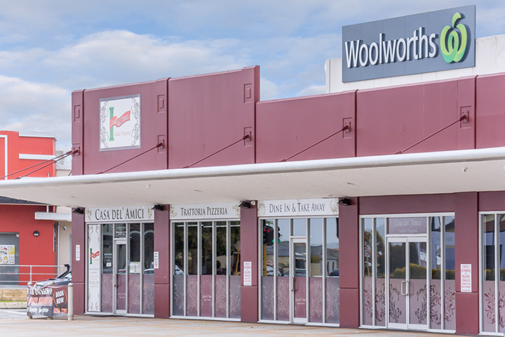 Woolworths Market