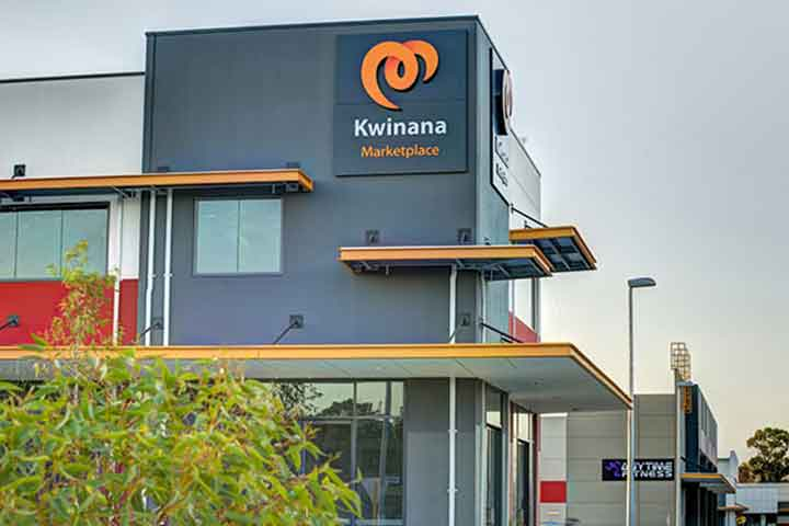 Kwinana Marketplace near Wellard Glen Private Estate